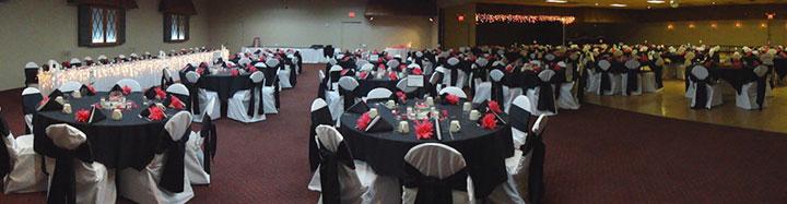 cedarburg wisconsin banquet facility